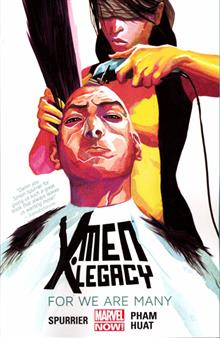 X-MEN LEGACY TP VOL 04 FOR WE ARE MANY