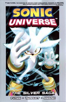 SONIC UNIVERSE TP VOL 07