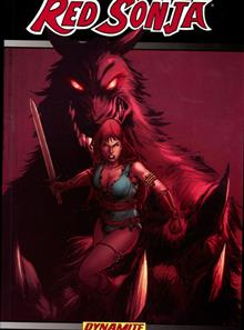 RED SONJA UNCHAINED TP