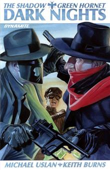 SHADOW GREEN HORNET TP VOL 01 DARK NIGHTS
