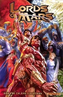 LORDS OF MARS TP VOL 01 (MR)