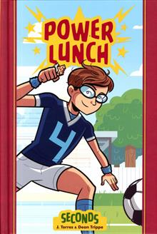 POWER LUNCH HC VOL 02