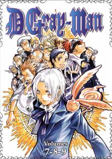 D GRAY MAN 3IN1 ED TP VOL 03 (MR)