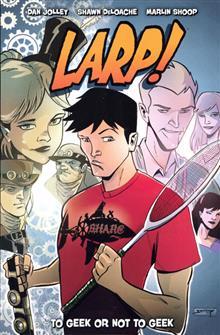 LARP TP VOL 01