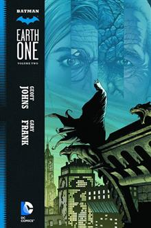 BATMAN EARTH ONE HC VOL 02