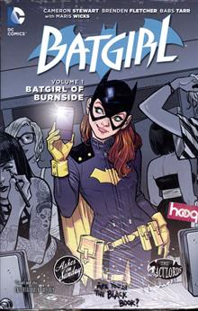 BATGIRL HC VOL 01 THE BATGIRL OF BURNSIDE (N52)