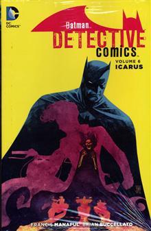 BATMAN DETECTIVE COMICS HC VOL 06 ICARUS (N52)