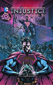 INJUSTICE GODS AMONG US YEAR 2 TP VOL 01