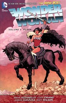 WONDER WOMAN TP VOL 05 FLESH (N52)