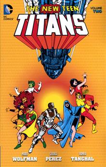 NEW TEEN TITANS TP VOL 02
