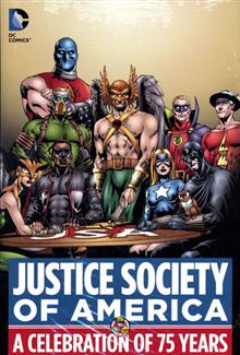JUSTICE SOCIETY OF AMERICA A CELEBRATION OF 75 YEARS HC