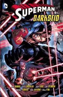 SUPERMAN VS DARKSEID TP