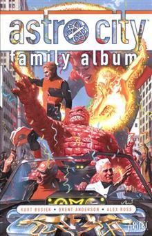 ASTRO CITY FAMILY ALBUM TP NEW ED (RES)