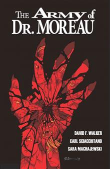 ARMY OF DOCTOR MOREAU TP