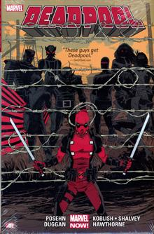 DEADPOOL BY POSEHN AND DUGGAN HC VOL 02