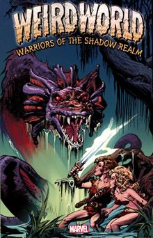 WEIRDWORLD TP WARRIORS OF SHADOW REALM