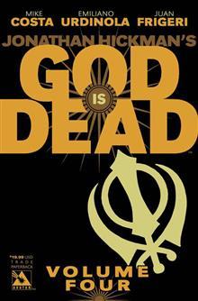GOD IS DEAD TP VOL 04 (MR)