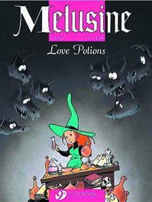 MELUSINE GN VOL 04 LOVE POTIONS
