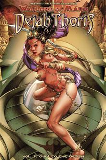 WARLORD OF MARS DEJAH THORIS TP VOL 07 (MR)