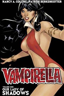 VAMPIRELLA TP VOL 01 OUR LADY OF SHADOWS