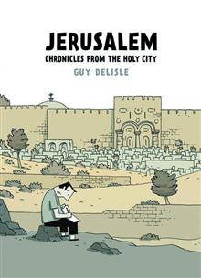 JERUSALEM CHRONICLES FROM THE HOLY CITY TP (MR)