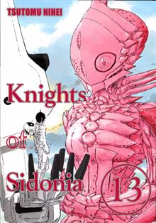 KNIGHTS OF SIDONIA GN VOL 13