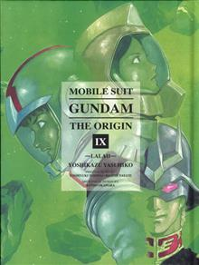MOBILE SUIT GUNDAM ORIGIN HC VOL 09