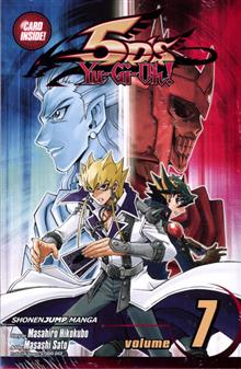 YU GI OH 5DS GN VOL 07