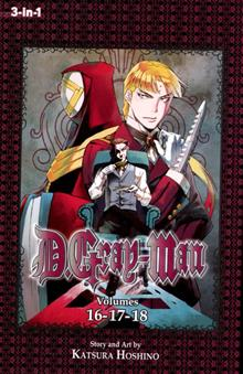 D GRAY MAN 3IN1 ED TP VOL 06 (MR)