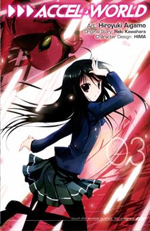 ACCEL WORLD GN VOL 03