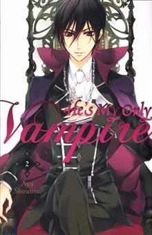 HES MY ONLY VAMPIRE GN VOL 02