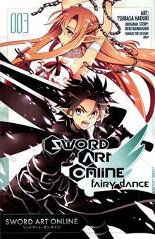 SWORD ART ONLINE FAIRY DANCE GN VOL 03