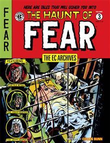 EC ARCHIVES HAUNT OF FEAR HC VOL 03