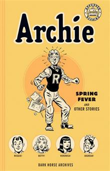 ARCHIE ARCHIVES SPRING FEVER AND OTHER STORIES TP
