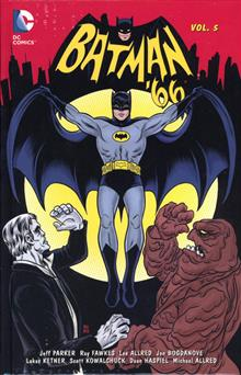 BATMAN 66 HC VOL 05
