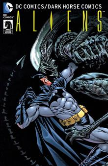 DC COMICS DARK HORSE ALIENS TP