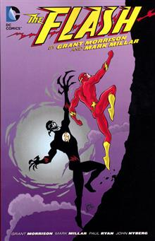 FLASH BY GRANT MORRISON AND MARK MILLAR TP