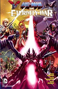 HE MAN THE ETERNITY WAR TP VOL 02