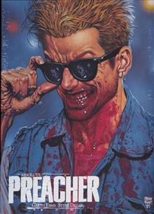 ABSOLUTE PREACHER HC VOL 01 (MR)