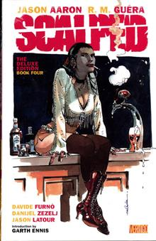 SCALPED HC BOOK 04 DELUXE EDITION (MR)