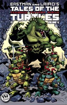 TALES OF TMNT TP VOL 08