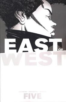 EAST OF WEST TP VOL 05 ALL THESE SECRETS