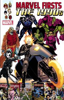 MARVEL FIRSTS 1990S TP VOL 01