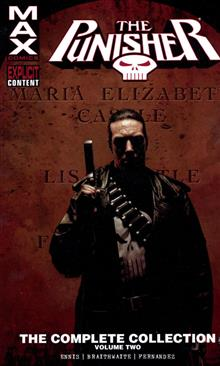 PUNISHER MAX TP COMPLETE COLLECTION VOL 02 (MR)