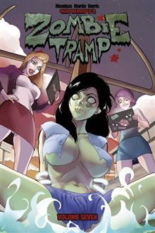 ZOMBIE TRAMP ONGOING TP VOL 07 (MR)