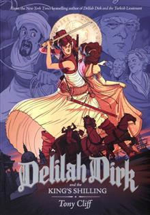 DELILAH DIRK & KINGS SHILLING GN