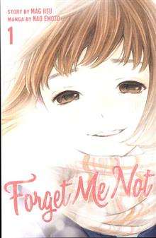 FORGET ME NOT GN VOL 01