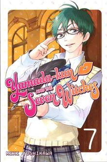 YAMADA KUN & SEVEN WITCHES GN VOL 07