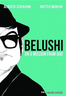 BELUSHI ON A MISSION FROM GOD (C: 0-0-1)