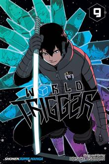 WORLD TRIGGER GN VOL 09